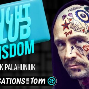 Fight Club Author Chuck Palahniuk on Life, Death and Finding Meaning In Your Life