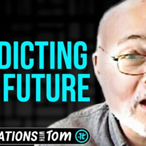 What YOU Can Do to Ensure a BETTER FUTURE | David Brin on Conversations with Tom