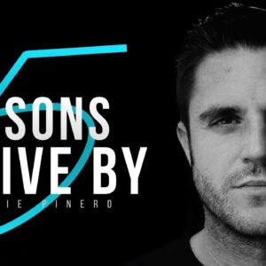 5 Lessons To Live By | Eddie Pinero (Inspirational Speech)
