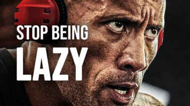 STOP BEING LAZY - Best Motivational Video