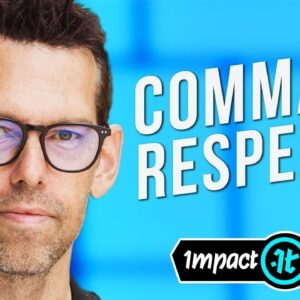 These Are Skills Needed To Earn Respect | Q&A with Tom Bilyeu