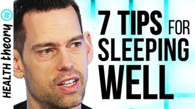 THIS Is How You Get Better Sleep and Improve Your Health | Health Theory