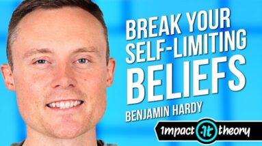 Psychologist Shows You How to Reset Your Personality and Redefine Yourself | Benjamin Hardy
