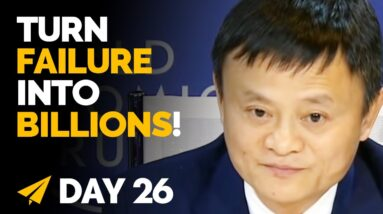 THIS is How Billionaires Turned Their FAILURES Into Riches! | #BillionaireMindset