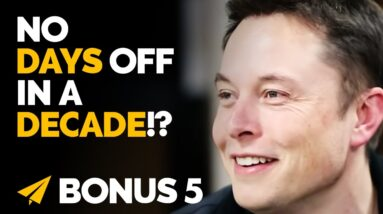 THIS is the Real PRICE of SUCCESS! Are You Willing to PAY For IT? | Elon Musk Motivation