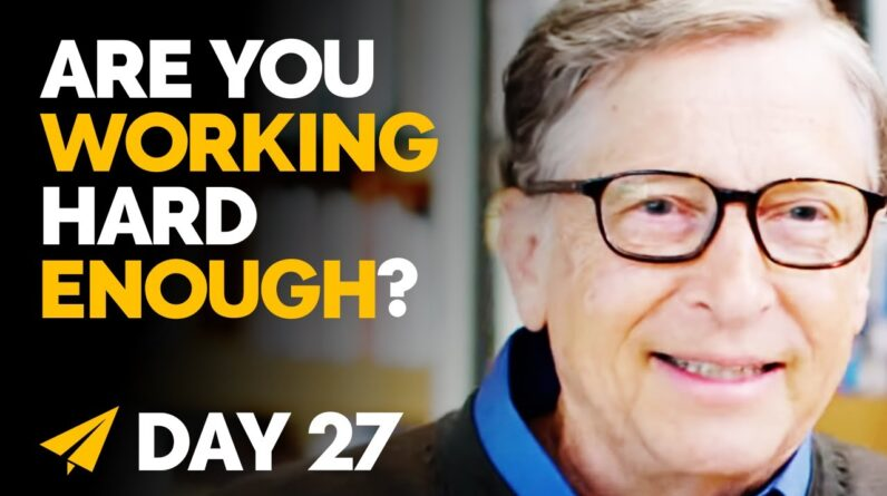 You Think You're Working Hard? Watch THIS! | #BillionaireMindset