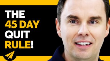 Use THIS 45 Day Quit RULE to Achieve ANY GOAL You Set! | Brendon Burchard | Top 10 Rules