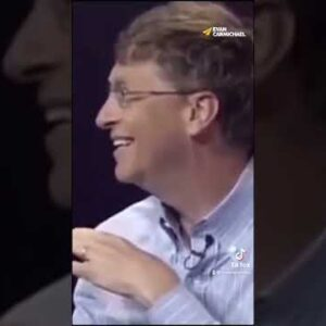 Bill Gates Had to Quit This Bad Habit Before He Became Successful! | Bill Gates | #Shorts