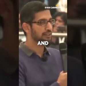 You HAVE to Work With People Who Make You Feel INSECURE! | Sundar Pichai |#Shorts