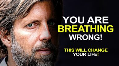 You are breathing wrong and it is ruining your life! | James Nestor