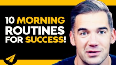 10 Insanely PRODUCTIVE Morning ROUTINES for a Perfect DAY!
