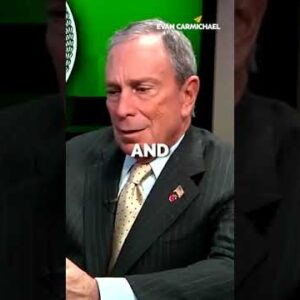 Don't Blame, Focus on How You Can GET OUT! | Michael Bloomberg | #Shorts