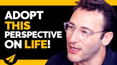 THIS is How You Should Think About REGRETS! | Simon Sinek | #Entspresso