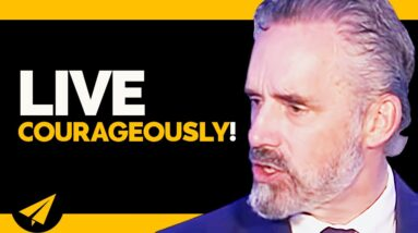 Pick Up Your DAMN Responsibilities and Move FORWARD! | Jordan Peterson | #Entspresso