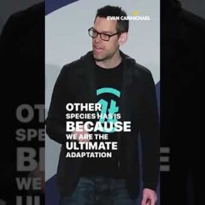 This Is Why Humans DOMINATE The Planet! | Tom Bilyeu | #Shorts