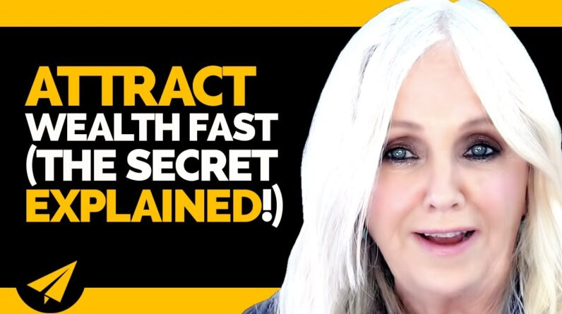 Law of ATTRACTION Explained by Rhonda Byrnes (How to MANIFEST ANYTHING!)