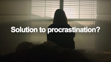 BEHAVIOURAL PSYCHOLOGIST - The Solutions To Procrastination & Being The Best Version of You!